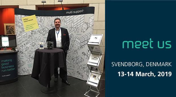 Meet us at the annual M3 User Group Meeting in Denmark