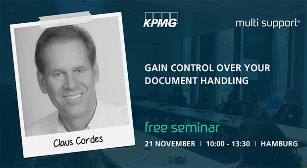 Gain control over your document handling