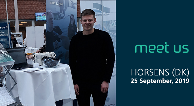 Meet us at the Company Dating event at VIA Horsens